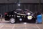 EuroNCAP Crash Lexus IS