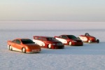 Chevy SO-CAL Bonneville Racers