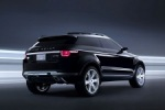 Land Rovers Cross Coupe Studie LRX