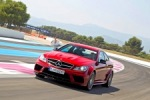 Mercedes C63 AMG Coupe Black Series 2012