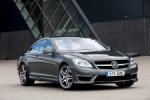 Mercedes CL63 AMG 2011