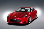 Toyota FT-86 Concept Car