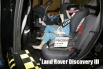 Crashtest Land Rovet