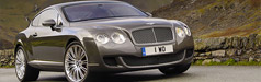 Bentley Continental GT Speed Coupe — 610 сильный люкс