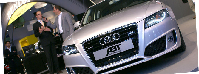 Essen Motor Show 2007: ABT Audi AS4