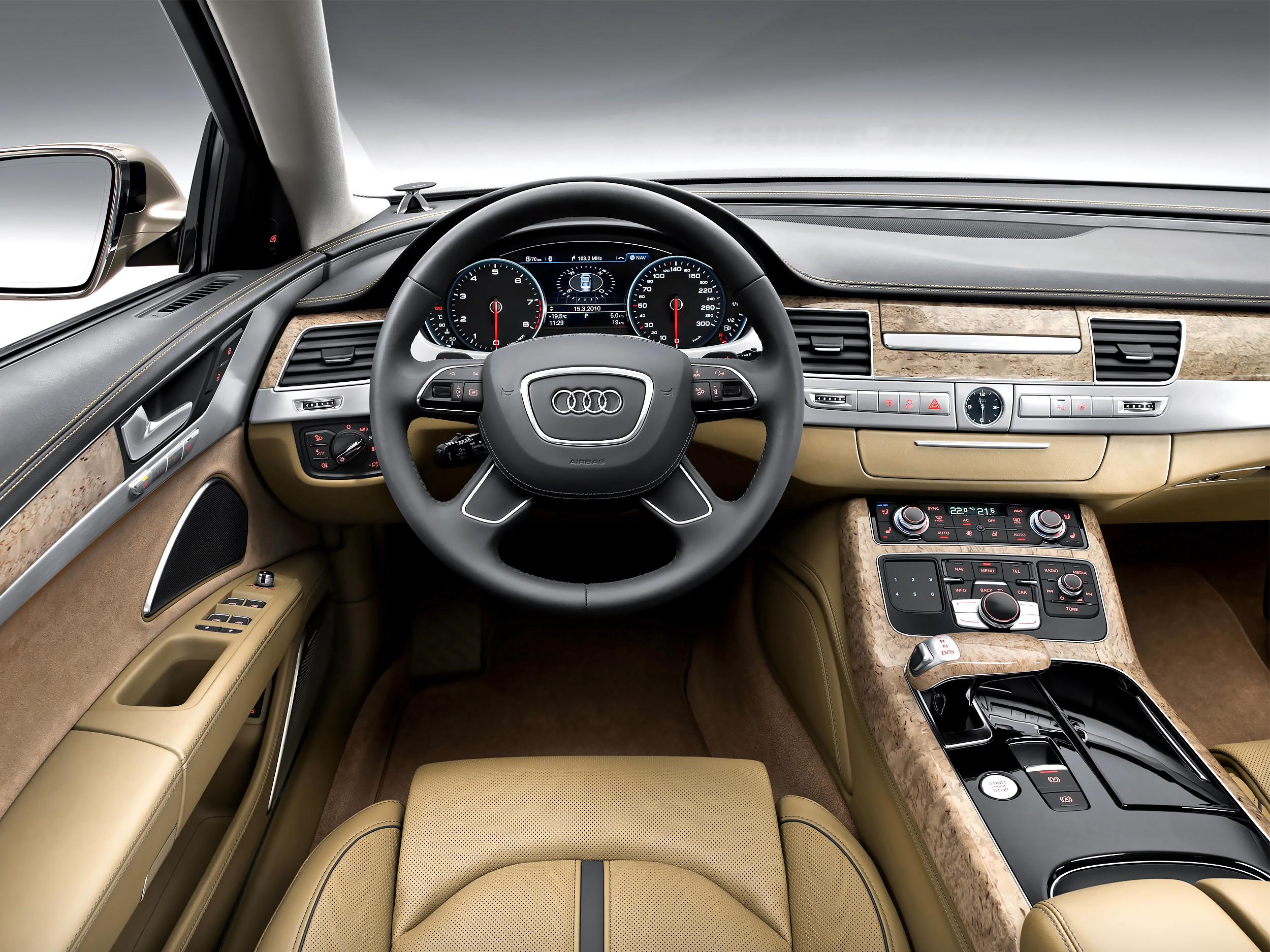 Audi A8 L W12 Quattro 2011