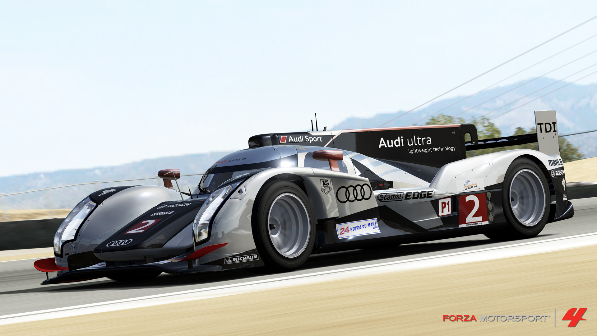Forza Motorsport 4 ALMS Pack