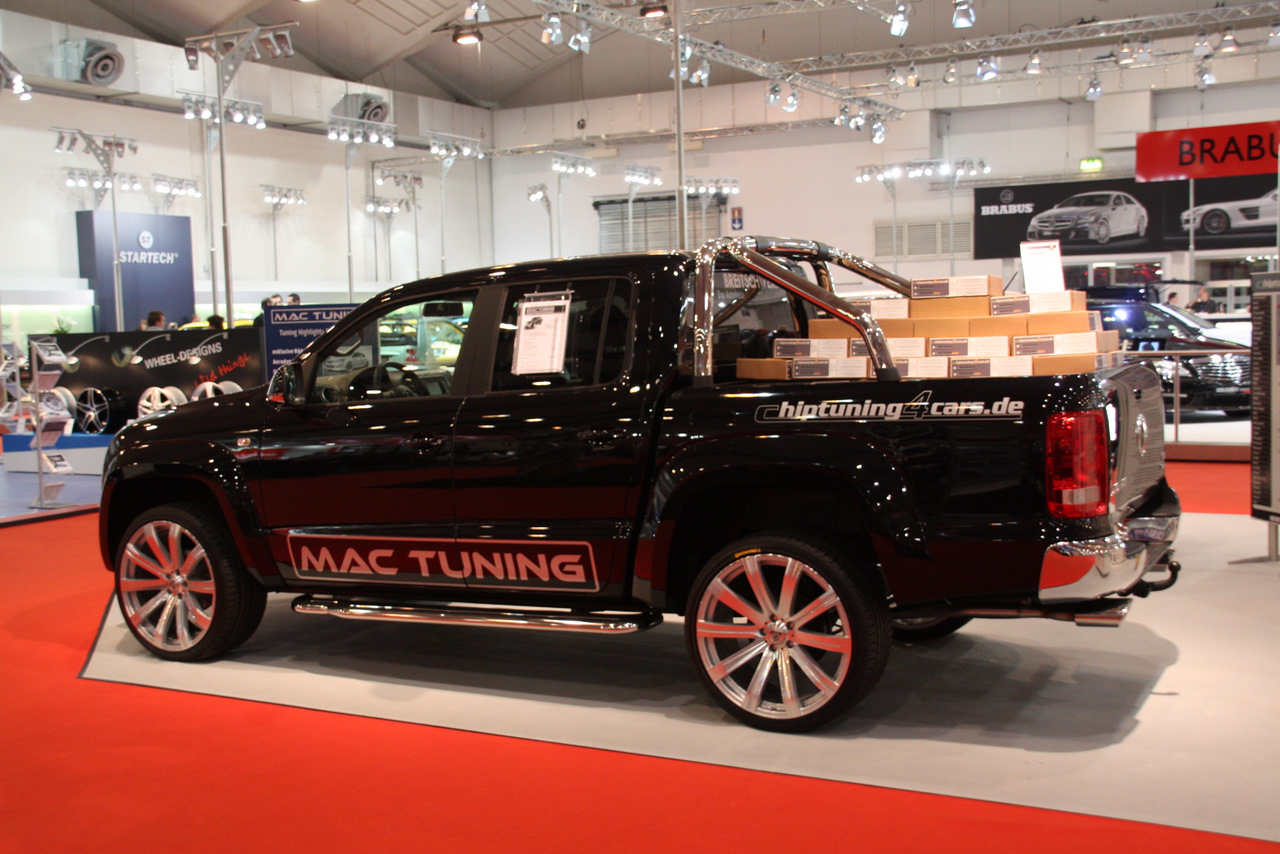 MAC Tuning VW Amarok