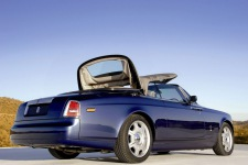Rolls Royce Phantom Drophead Coupe 2008