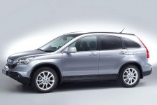 New Honda CR-V 2007