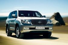 Новая Toyota Land Cruiser 2008