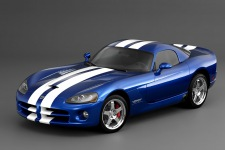 Dodge Viper Coupe SRT 10