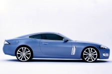 Jaguar Advanced Lightweight Coupe