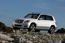 Mercedes GLK Freeside