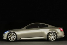 Infiniti Coupe Concept Car