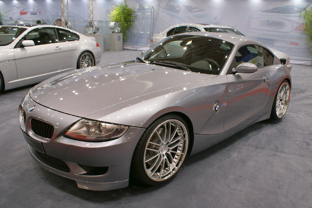 Фотографии Breyton Bmw Z4 M Coupe