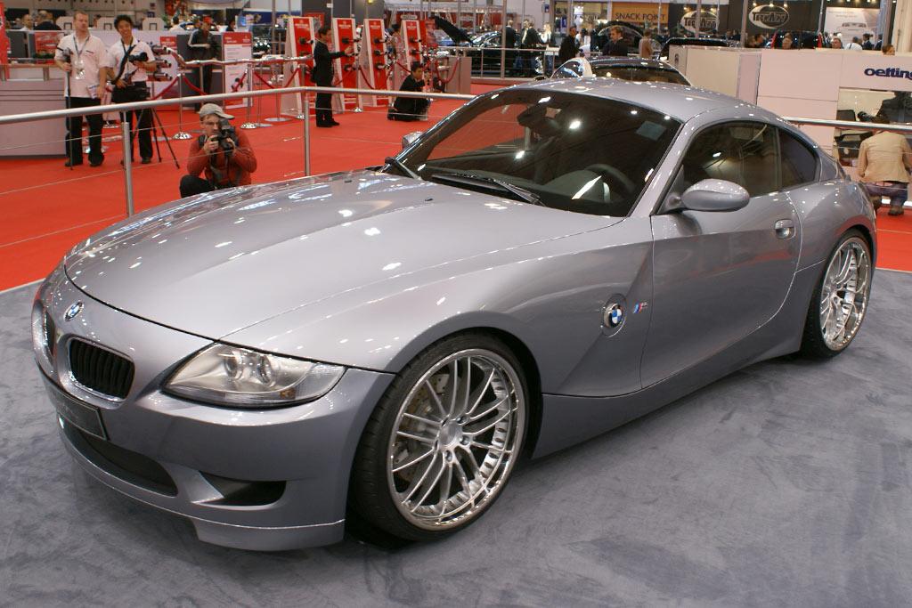 Фотографии Breyton Bmw Z4 M Coupe