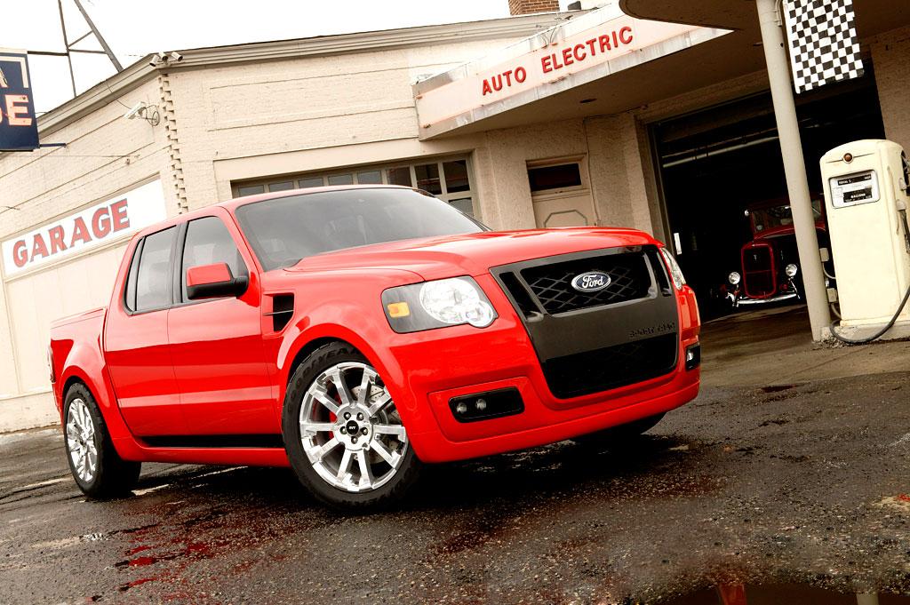 Ford sport trac concept