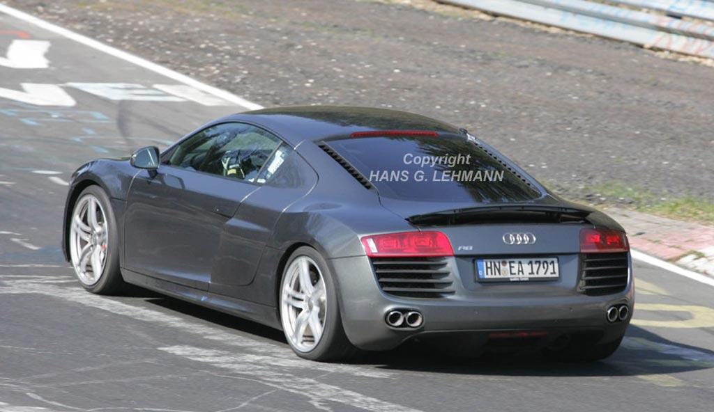 Фотографии Audi Rs8