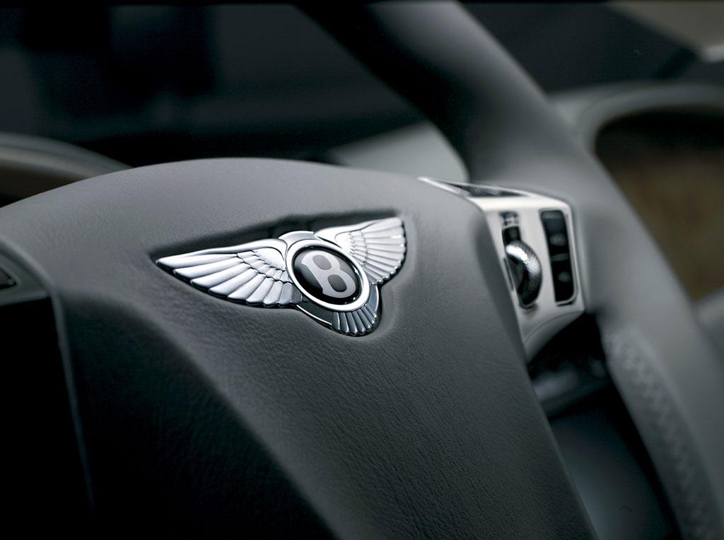 Bentley NEW CONTINENTAL GT.