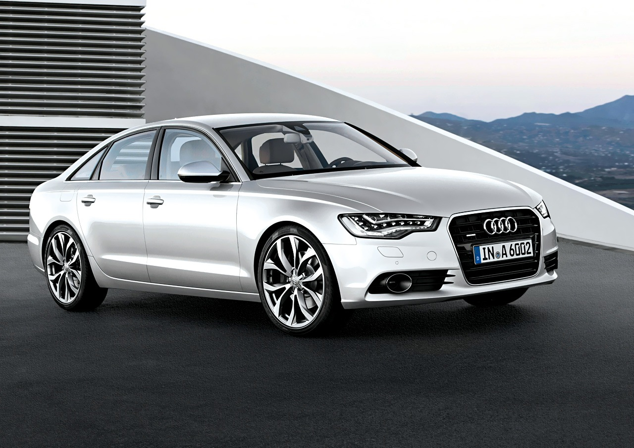 Фотографии Audi A6 2011