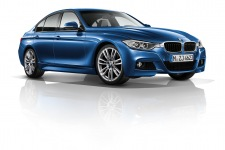 BMW 3 Series M Sports Package 2012