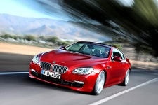 BMW 6 Coupe 2012