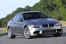 BMW M3 Coupe Frozen Gray 2011