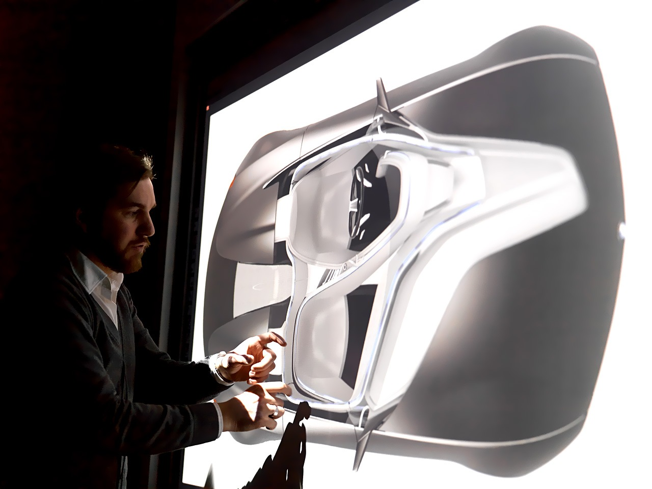 Фотографии BMW Vision ConnectedDrive Concept