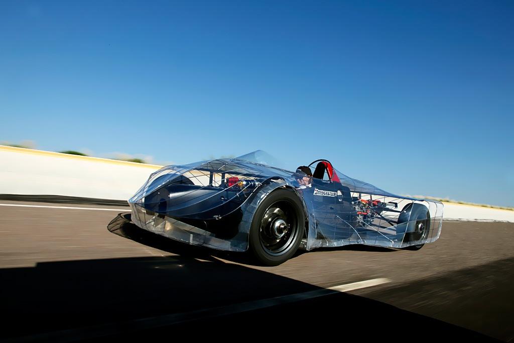 Bridgestone Electric Car Concept