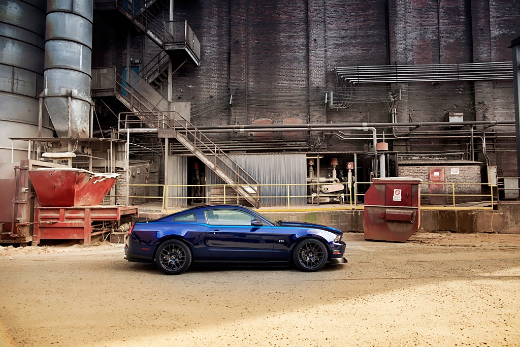 Ford Mustang RTR Package