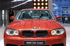 Франкфурт 2007: BMW 135i Coupe