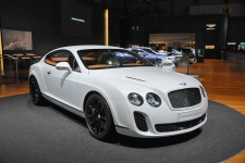 Женева 2009: Bentley Continental Supersports