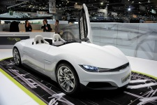 Женева 2009: IDEA ERA Roadster Concept