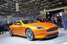 Женева 2011: Aston Martin Virage