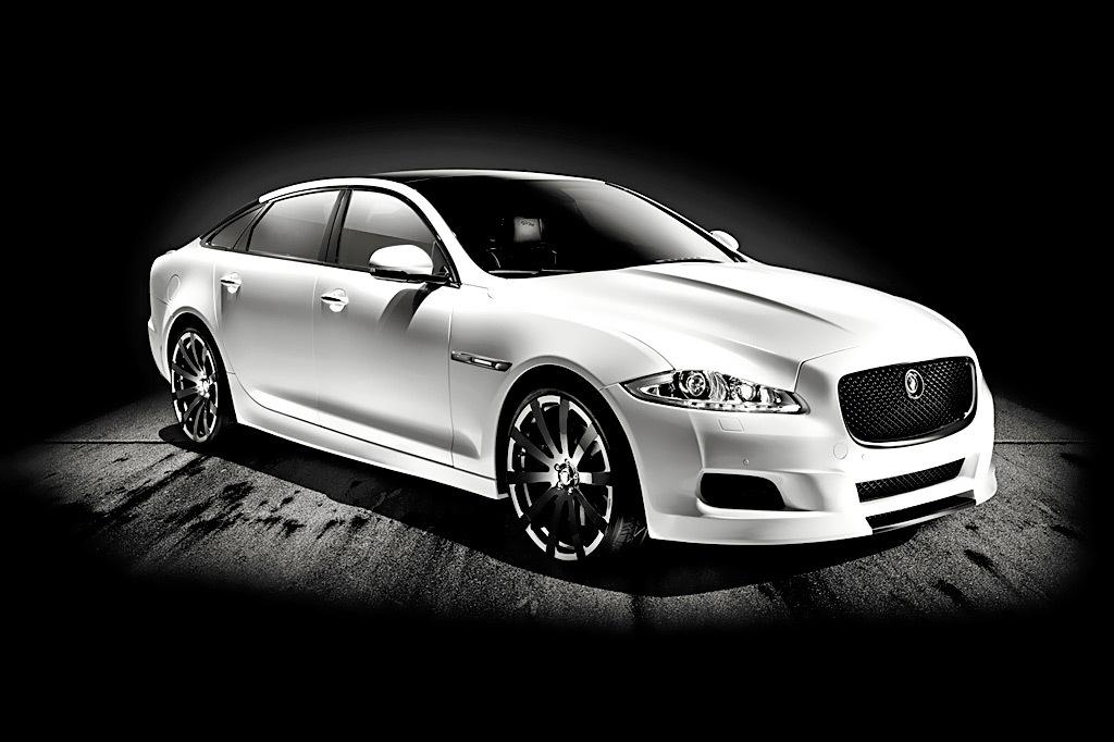 Фотографии Jaguar XJ75 Platinum Concept