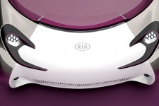 Kia Electric POP Concept Vehicle