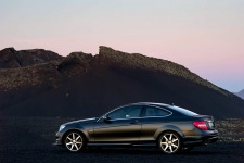 Mercedes C-Class Coupe 2012