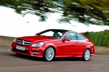 Mercedes-Benz C-Class Coupe 2012