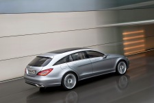 Mercedes CLS Shooting Break Concept