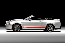Ford Shelby GT500 Convertible 2011