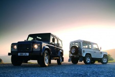 Land Rover Defender 2007