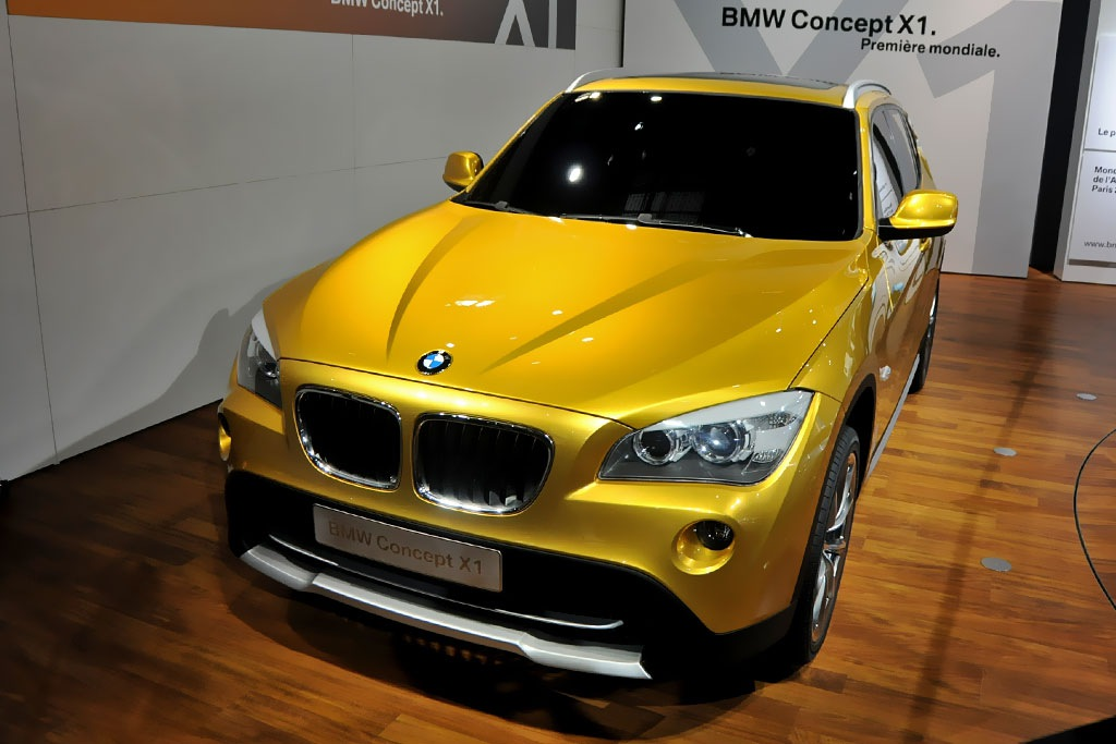 Фотографии BMW X1 Concept