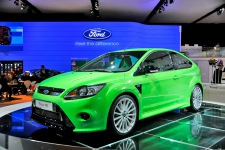 Париж 2008: Ford Focus RS 2009