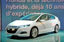 Париж 2008: Honda Insight Concept