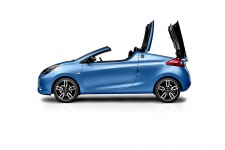 Renault Wind Coupe Roadster