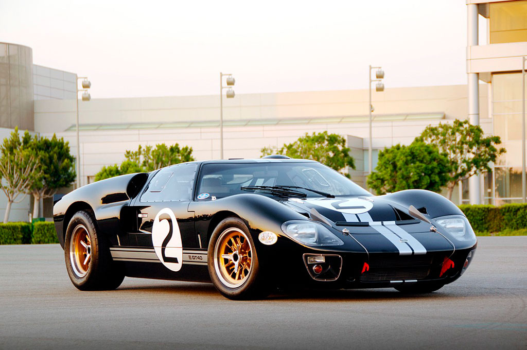 Shelby Ford GT40