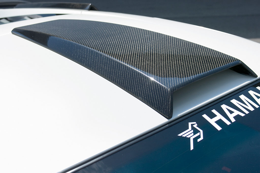 Как сделать воздухозаборник на крышу автомобиля