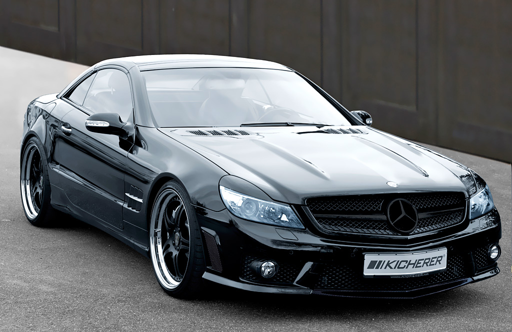 Kicherer Mercedes SL 63 RS