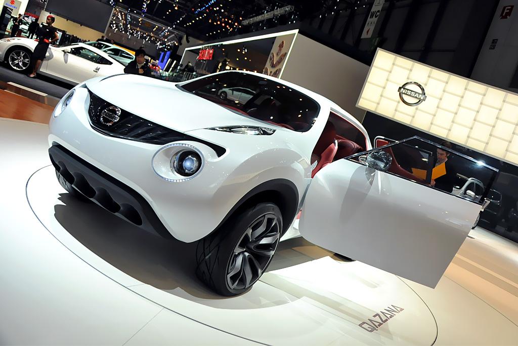 Nissan Qazana Concept 2009